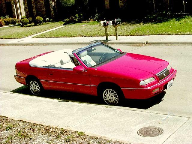 "IMCDb.org: 1988 Chrysler LeBaron Convertible in ""Nash ...  |1996 Lebaron Convertible"
