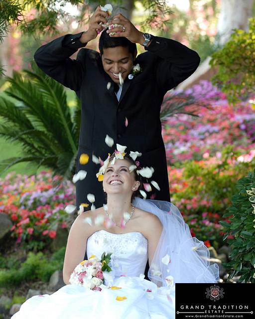Dutch Wedding Reception Traditions: Los Angeles Wedding Ceremony & Reception At The Grand Trad