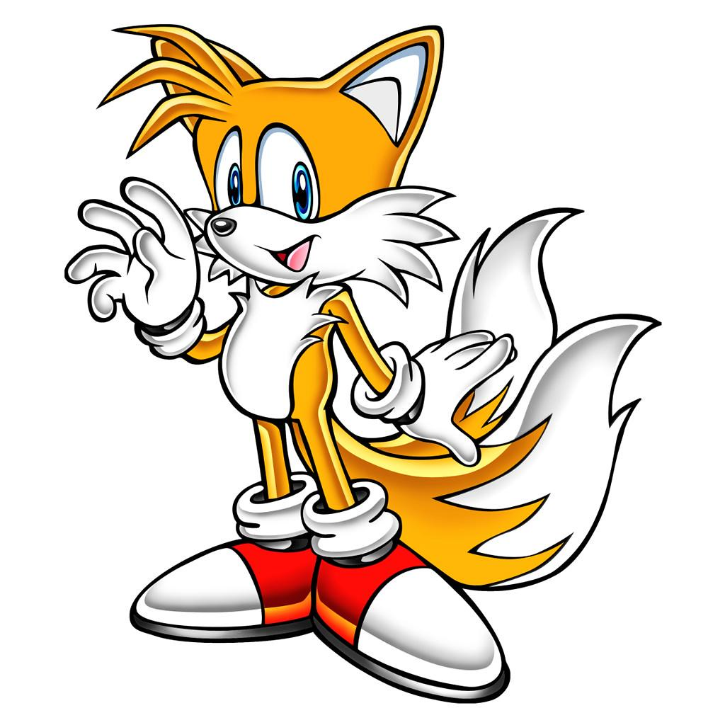 Tails The Fox Sonic The Hedgehog Beckysonicfan Flickr