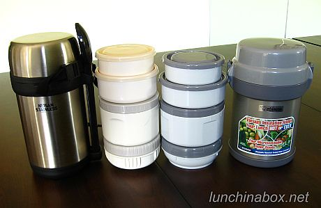 MR BENTO STAINLESS LUNCH JAR