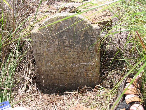 southafrica graf tombstone gravestone grafsteen suidafrica begraafplaas