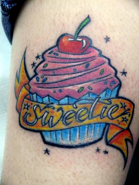 cherry pie tattoo