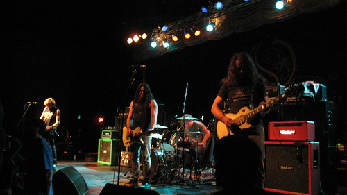 Baroness @ Monarch | 10.16.08 | by HeadOvMetal