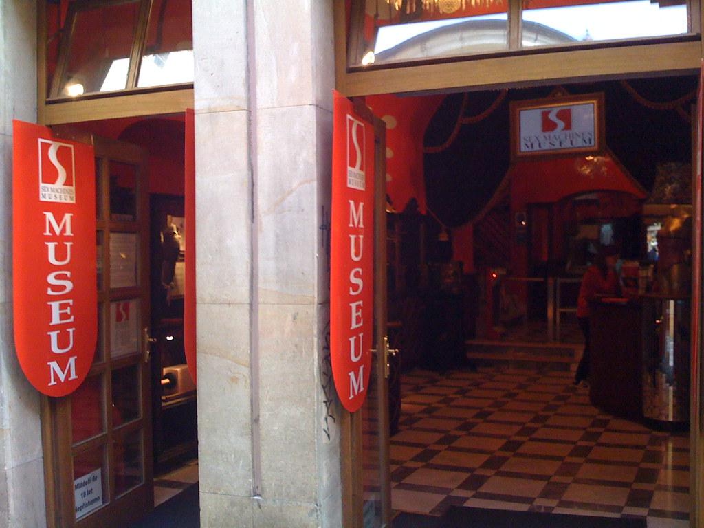 Sex Toy Museum