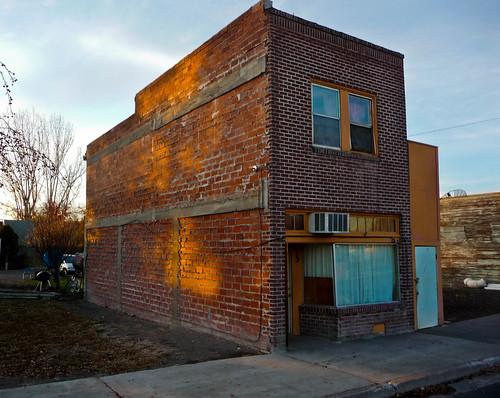 Building, Tulelake, California
