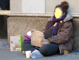 Homeless NYC   by moneymakermj
