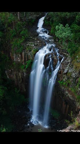 spectacular scenic waterfalls killarney stunning queensland dreamy majestic magical silky daggsfalls