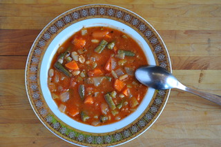 Minestrone Soup | by twoyoungladies