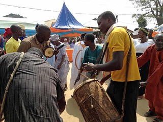 Gbagyi Traditional Drummers | by Jujufilms