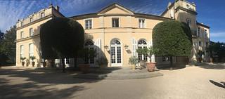 Chateau La Nerthe i Châteauneuf-du-Pape | by university of gastronomy