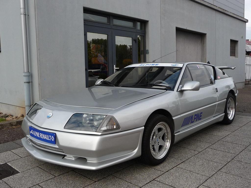 Alpine Renault A310 GTA