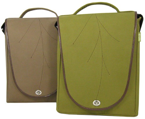 Leaf Laptop Bag from HER Design (Exterior 2) | by ~kate~
