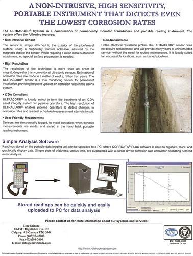 Ultracorr back   Corr Science   Flickr