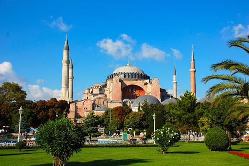 Hagia Sophia | by myhsu