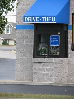 Drive-Thru Insurance | by merfam
