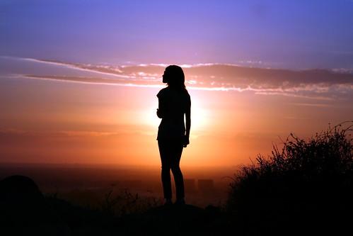 sunset silhouette newportbeach turtlerock newportcoast suicidehill irvinecalifornia challengeyouwinner