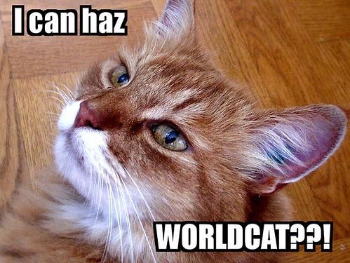 icanhazworldcat   by DevanJedi
