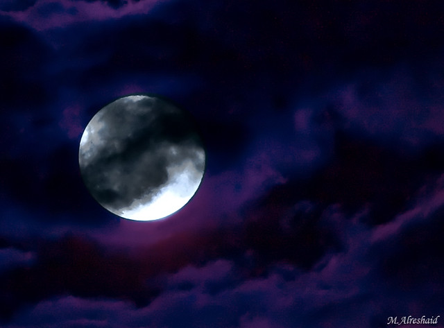 Mystic Moon | I don't usually upload more than one photo in … | Flickr