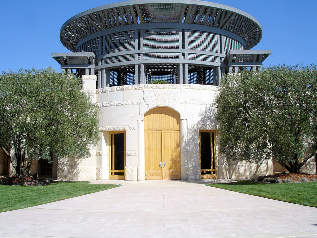 Dsc02913 Opus One Napa Valley California Usa One Of Th Flickr