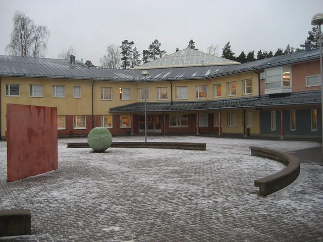 Un colegio finlandés