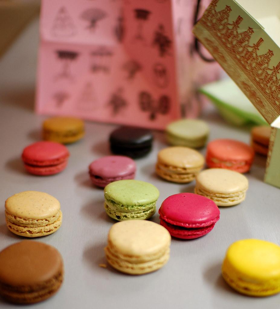 Laduree Macarons | Explore debut March, 2009 #280  Box of 15