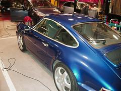 Porsche 911 Carrera. Pulido chap.ó!