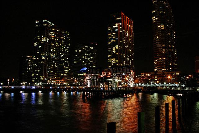 Long Island City Night