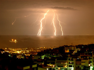 Thessaloniki Summer storm | by arpatsi