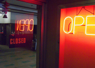 open-closed | by Robert Couse-Baker