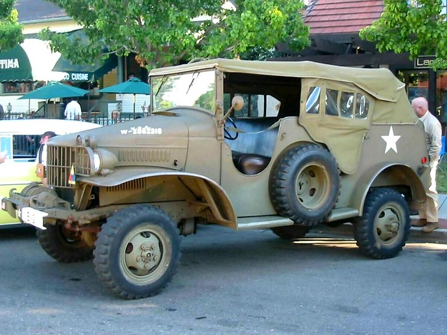 1942 dodge ½ ton 4x4 power wagon wc 24 command car 1 flickr1942 dodge ½ ton 4x4 power wagon wc 24 command car 1 by jack