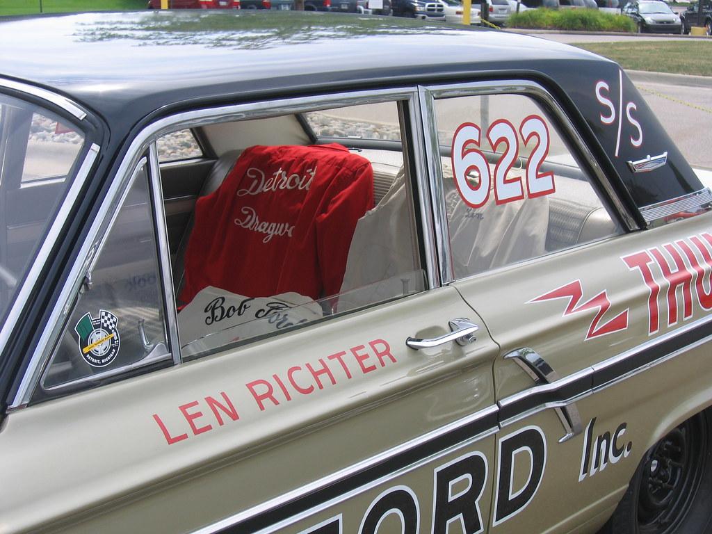 1964 Ford Fairlane Thunderbolt - Bob Ford - Len Richter | Flickr