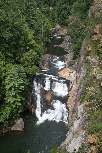 Tallulah Gorge in all her glory