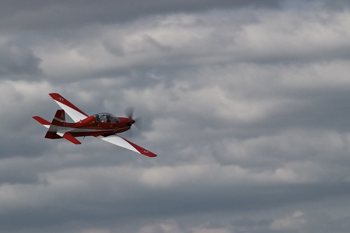 Tucano and Clouds | by J e n s