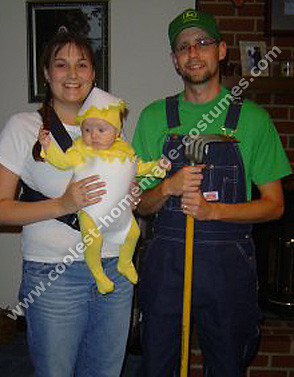 Baby Carrier Costume Chick
