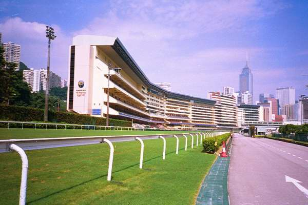 HKJC Happy Valley infield