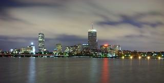 Boston at night | by Sholeh
