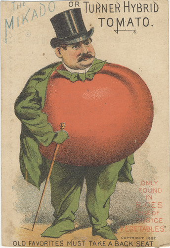 Rices Choice Vegetables | by Miami U. Libraries - Digital Collections