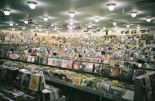 amoeba records | by FatMandy