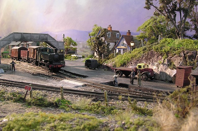 Swanhurst model railway 00 scale