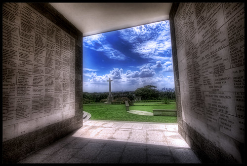 sky grave wall cross tomb halo names 1022mm hdr kranjiwarmemorial canon1022 3epx darrellneo