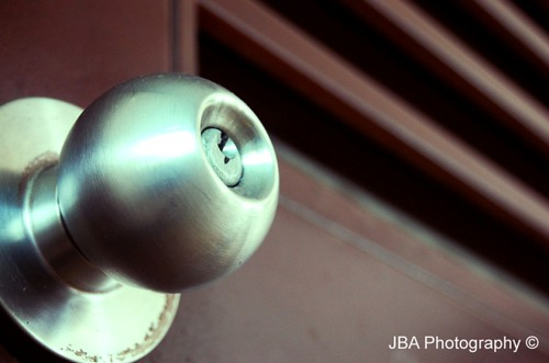 door knob | by Jessilyn Aspiras