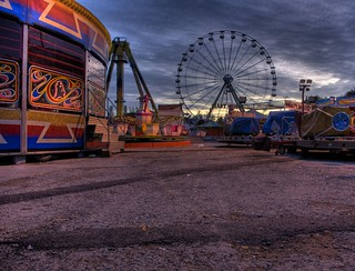 hull fair HDR | by cactusmelba
