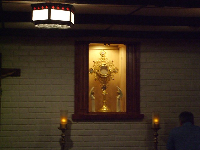 St. Peter Catholic Church_Adoration Chapel_Steubenville, OH