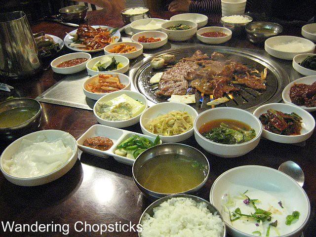 Day 28 Chung Kiwa Korean Bbq Restaurant Redux Los Angele