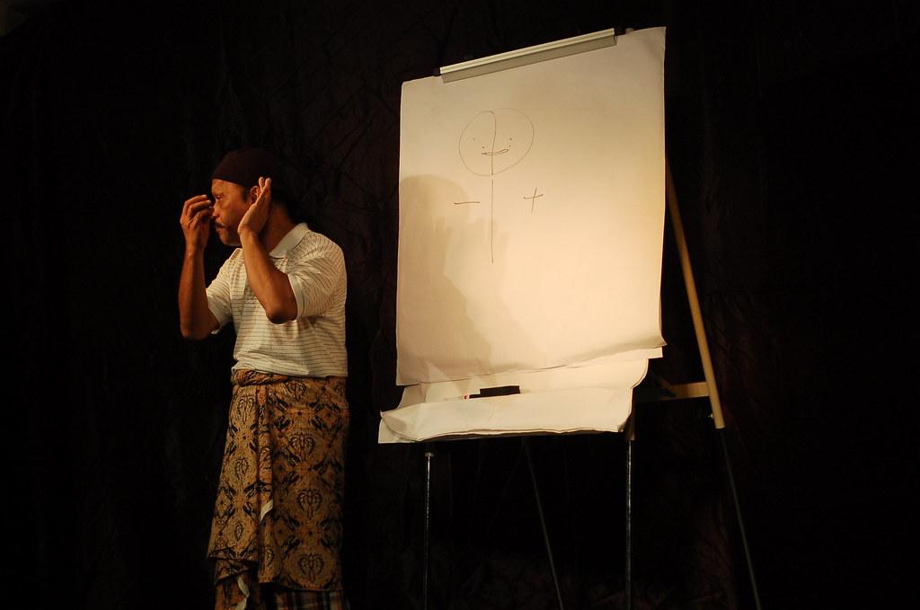 Teater Monodrama 'Jual Ubat' - Khalid Salleh #65