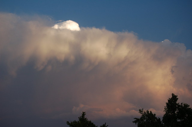 July 11, 2008 - Incredible Cumulonimbus!