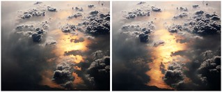 Evening clouds cross view | by Dan (aka firrs)