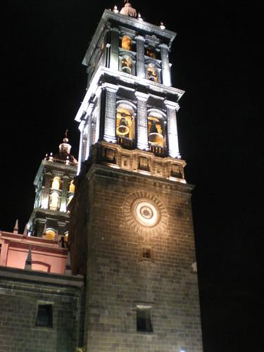 Iglesia de Sn. Francisco Puebla Mex.