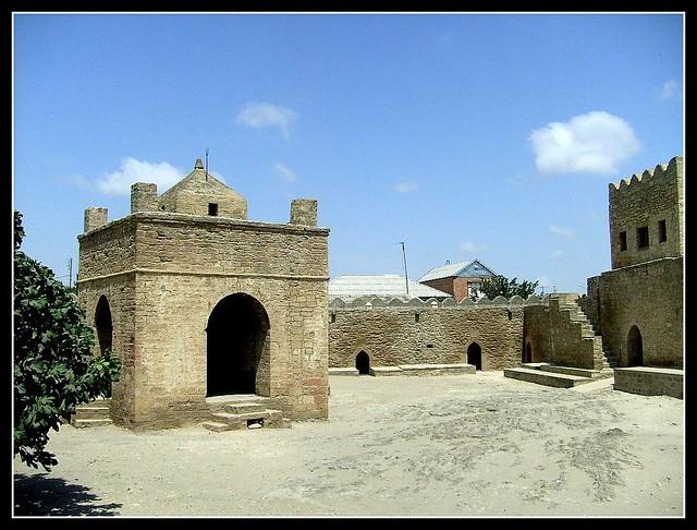 Fire Temple in Azerbaijan
