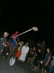 Tallbike Jousting   by megulon5